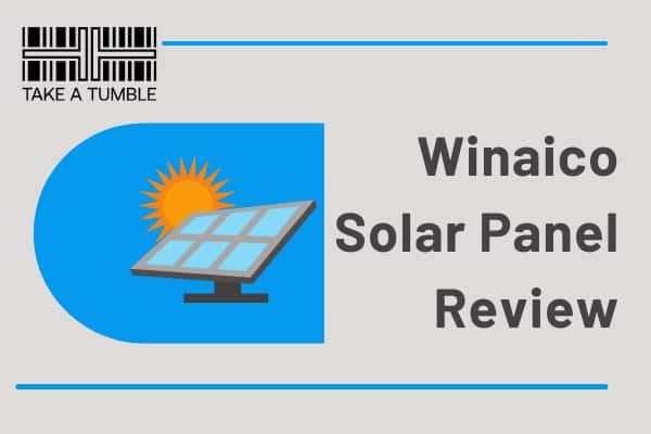 review Winaico solar panel
