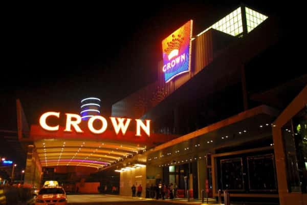 News Crown casino forced to close