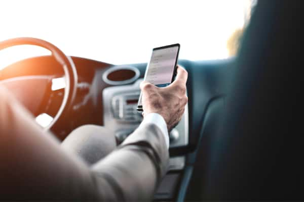 News Drivers caught on Mobiles by roadside cameras