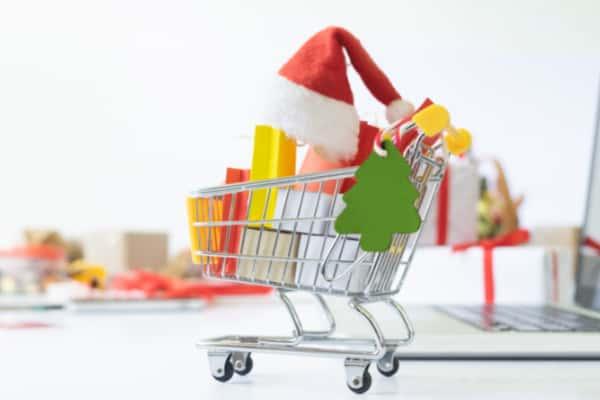 News Christmas early shopping