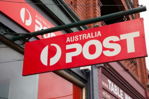 NEWS Post Van Stolen In Melbourne